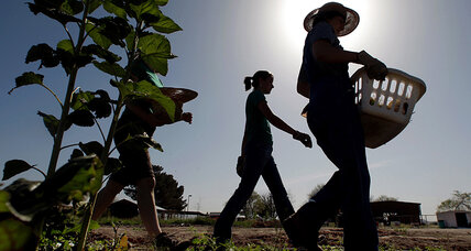Can agriculture appeal to today's youth? It can by emphasizing jobs.