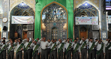 As Iraq's politicians fumble, Iran fears its own quagmire