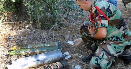 Why rockets fired from Lebanon don't open a new front for Israel
