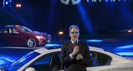 Infiniti's de Nysschen exits to take on GM's Cadillac brand