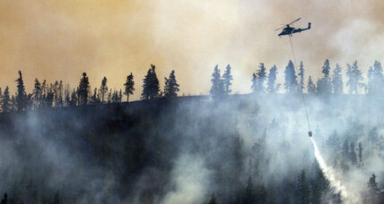 Washington State, battling five wildfires, braces for higher temperatures