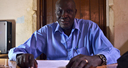 From Sudan to South Sudan, crusading editor refuses to stay quiet