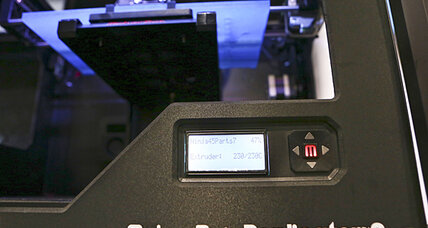 Home Depot stores to begin selling MakerBot 3D printers