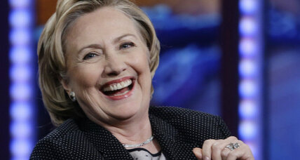 Poll: Hillary crushes Democratic rivals. Republicans, not so much. (+video)