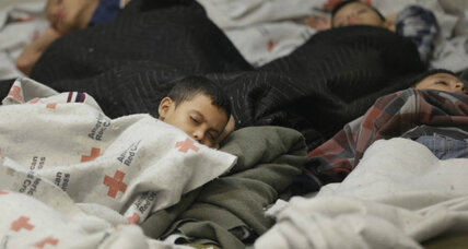 Child migrants 101: What does it take to win US asylum? (+video)