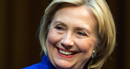 Hillary Clinton on 'Daily Show With Jon Stewart.' What will they talk about?