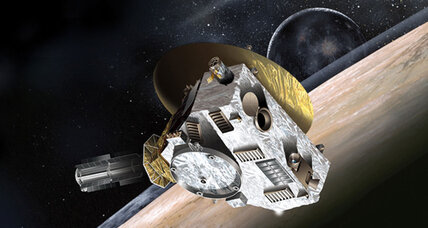 Is Pluto really a planet? NASA probe could rekindle debate.