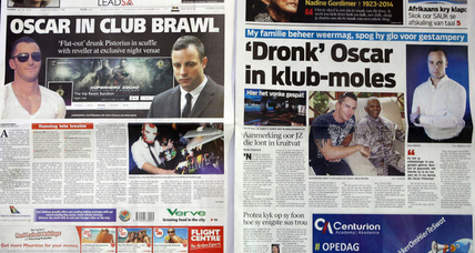Oscar Pistorius involved in nightclub altercation in Johannesburg