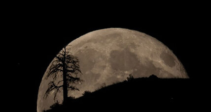 Supermoon inspires spectacular photos