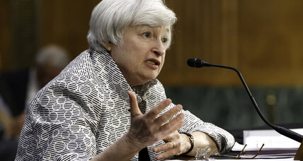 Fed Chair Yellen: US economy still needs support