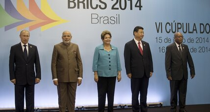 Can BRICS development bank become a rival to the World Bank?
