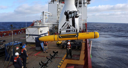 Military ramps up use of underwater drones. What do they do?