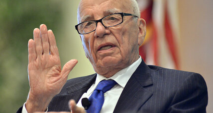 Rupert Murdoch's $80B Time Warner bid rejected. TWX shares soar.