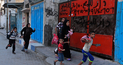 Why Gaza doesn't have bomb shelters (+video)
