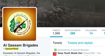 In social media battle, IDF uploads while Hamas accounts are deleted