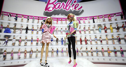 Mattel (MAT) sales fall, send stocks tanking