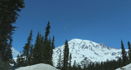 When will Mount Rainier erupt again? Magma study offers clues.