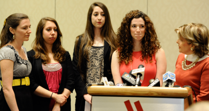 UConn settles sexual assault suit for $1.2 million. Will more schools be sued? (+video)