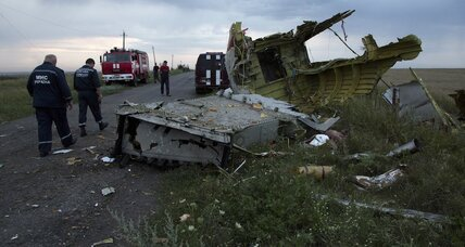 Game changer in Ukraine? World leaders call for swift investigation into downed flight MH17