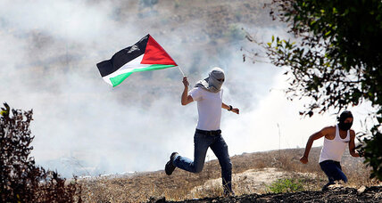 'One blood, one enemy': Solidarity for Gaza boils in West Bank