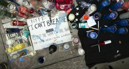 Eric Garner death after police chokehold roils N.Y.C. minority communities