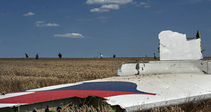 Caught in global storm over MH17, Russia battens down the hatches (+video)
