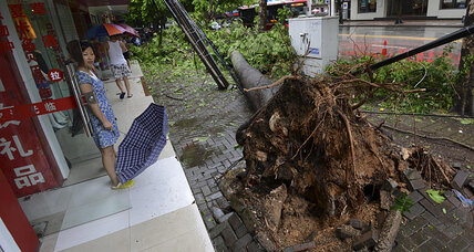 Typhoon Rammasun causes fatalities in Vietnam, China
