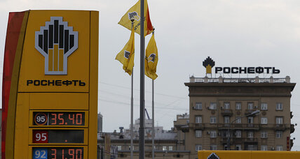 Rosneft says sanctions on Russia will hurt US, Western investors