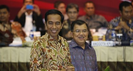 Joko Widodo wins Indonesia presidency, but his rival won't throw in the towel