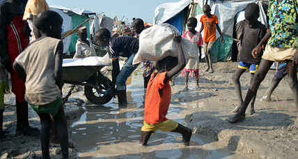 UN refugees in S. Sudan face perfect storm of woe as war drags on (+video)