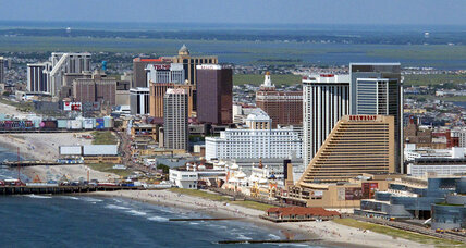 Atlantic City casino heist nets $181K; suspects at large