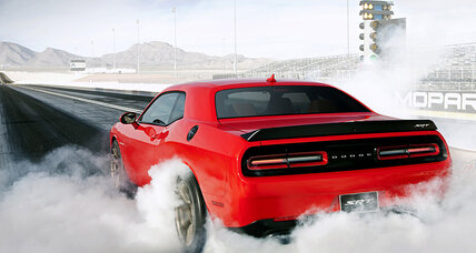 2015 Challenger Hellcat: What's it like to drive Dodge's new muscle car?