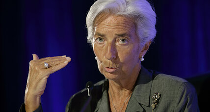 IMF says US economic growth to be weakest since recession