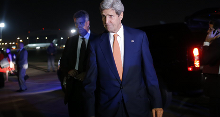 Gaza crisis: Arab divisions over Hamas making Kerry's job even tougher (+video)