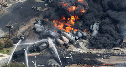 US proposes new oil train rules. Will they rein in spills?