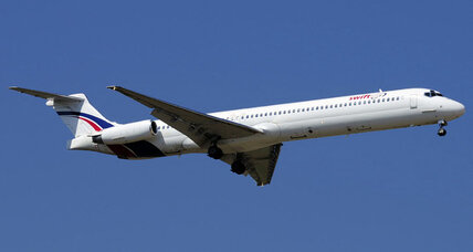 Air Algerie flight crashed in N. Mali, report Algerian officials