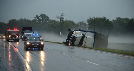Virginia campground tornado: What caused deadly storm? (+video)