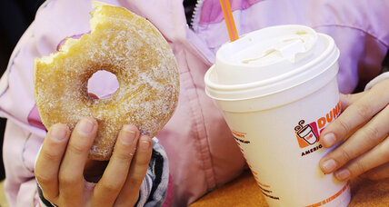 Dunkin' Donuts sales miss expectations. Dunkin' Brands CEO decides to push 'upselling.'