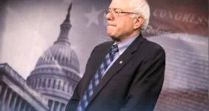Sen. Sanders offers lower-cost bill to reform Veterans Affairs