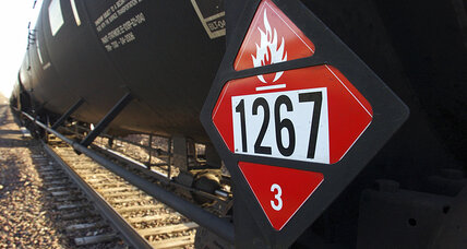Train derailment: Oil train tanker cars derail in Seattle