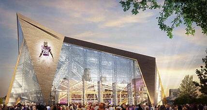 Vikings stadium could send birds off to Valhalla, Audubon Society says