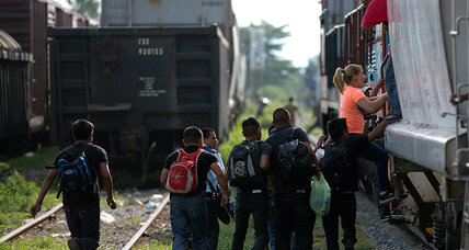 Child migrant crisis: Churches, aid workers on front lines in Central America