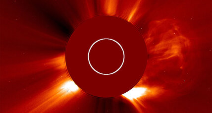 How a massive solar storm almost wreaked havoc on Earth – but didn't (+video)