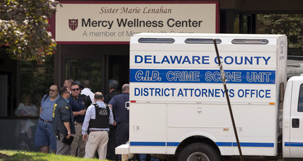Hospital shooting: Man kills one, is shot by his psychiatrist, faces murder charge