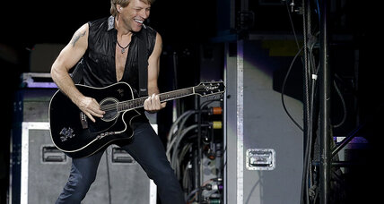 Bon Jovi could buy the Buffalo Bills. Will he move them to Toronto?