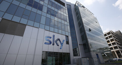 British Sky Broadcasting deal may revive Fox's attempt to buy Timer Warner