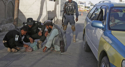 Attacks across Afghanistan kill at least 15, election recount paused
