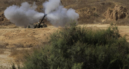 Hamas calls for holiday cease-fire, hours after rejecting similar truce