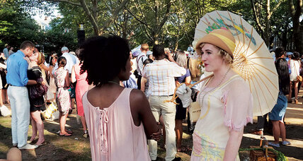 Hats, pearls, and all that jazz woo style mavens