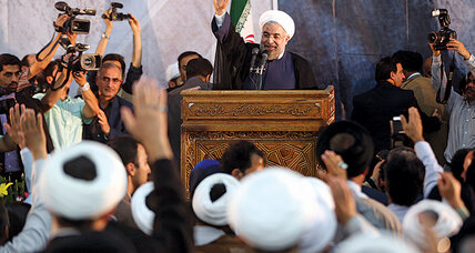 Can Iran build bridges to regional foes?